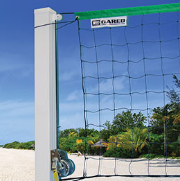 Outdoor Volleyball System