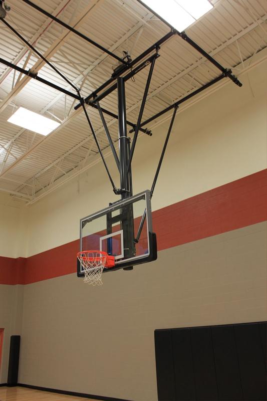 ard folding basketball backstop - 533×800